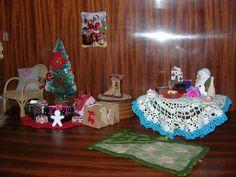 Salotto Natale Barbie