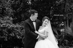 Summer Bride & Groom | Christi Ann Photography