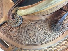 Western Tack, Leather Stamps, Saddles, Leather Tooling, Leather Craft, Stamping, Patterns, Roping Saddles, Block Prints
