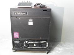 LESLIE Three Fifteen 315 + Combo Pre-Amp IV + Kabel (Hammond) in Nordrhein-Westfalen - Solingen | Musikinstrumente und Zubehör gebraucht kaufen | eBay Kleinanzeigen
