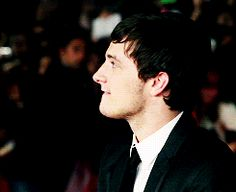 My absolute favorite facial expression by Josh Hutcherson