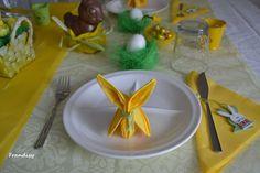 Deco tavola Pasqua