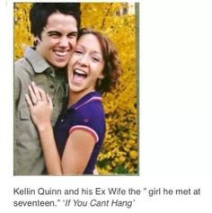 Not sure they were actually MARRIED, (because if they were I feel like I would have known about it), but this is her apparently. If someone can find the direct source of this for me i would be really happy :)
