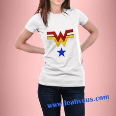 Wonder Woman white