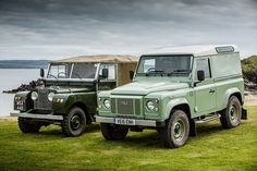 The Land Rover Defender as we know it is ending production later this year. Landrover Defender, Land Rover Defender 110, Defender 90, Off Road, First Drive, 4x4 Trucks, Commercial Vehicle, Fuel Economy, Sport Cars