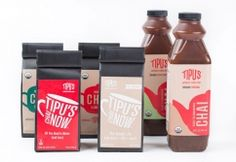 @Tipu's Chai Website #Design, Graphic Design, Brand Consulting Oregon and #Montana |Six Pony Hitch