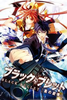 Download Movies, Series and Animes: [Anime] Black Bullet