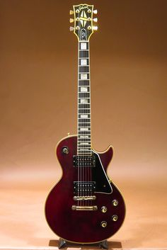 Gibson 1976 Les Paul Custom Wine Red(中古・ヴィンテージ)ITM0792541【Jギター楽器詳細|Gibson】