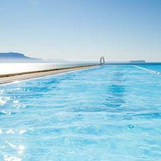 swimming pool at Hofsós Iceland