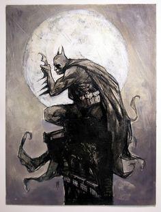 Batman by Alex Maleev.