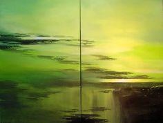 Paisaje nº 13 (262 x 195 cm.) Martín PÉREZ IRUSTA - Artelista.com