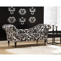 Deco Chaise Lounge.