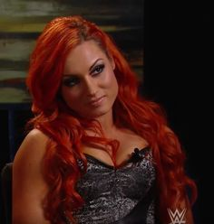 Becky Lynch....WWE Diva in a Triple Threat (Charlotte Flair and Sasha Banks) for Diva Belt Championship at WrestleMania 32 at Texas site.