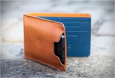 WALLET WITH IPHONE 5 CASE | BY DANNY P