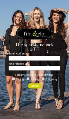 Zero Competition, ZERO startup fee. All you need to do is fill in your email address, who referred you (Jackie Barteau) and your interest. @fibiandclo Sandals http://www.fibiandclo.com