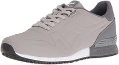 Diadora Titan N 2 Skateboarding Shoe Ash Steel Gray 12 M US -- More info could be found at the image url. This is an Amazon Affiliate links.