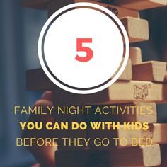 Strengthen family bond by setting a every week. One of our top-recommended activities is playing games, such as: 🎲 Minute-To-Win-It 🎲 Twister 🎲 Charade . Want to learn more fun family night activities? Just click the link in the bio. Playing Games, Games To Play, Minute To Win It, Family Bonding, Charades, Family Night, Go To Sleep, Family Activities, More Fun