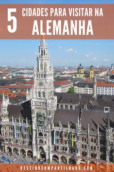 If you're thinking of visiting Munich with kids, know that there is plenty to entertain them. We're sharing some of the best Munich restaurants, museums, and outdoor play spaces for families to have fun. - Kids Are A Trip Europe Travel Tips, Travel Guide, Travel Destinations, Travel Goals, Travel Ideas, Travel Inspiration, European Vacation, European Travel, Eurotrip