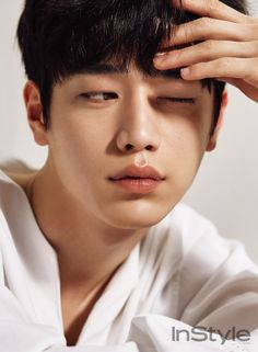 Seo Kang Joon in InStyle Korea August 2017 Gong Seung Yeon, Seung Hwan, Seo Kang Jun, Seo Joon, Asian Actors, Korean Actors, Korean Actresses, Seo Kang Joon Wallpaper, Seo In Guk
