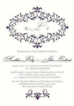 #WeddingInvitation @foreverfriends_  created! #Wedding http://foreverfriendsfinestationeryandfavors.com