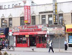Washington Heights/Inwood (depending who you ask), NYC