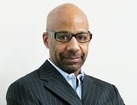 """IDIOT!!!   On ESPN's Around the Horn, frequent guest Kevin Blackistone of the Dallas Morning News said that football games should not include the singing of the national anthem beforehand, as that added to the """"military symbolism."""" He actually called the Star-Spangled Banner a """"war anthem."""""""