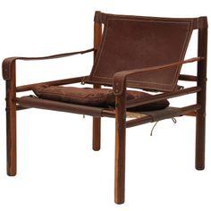 xx...tracy porter..poetic wanderlust..-1stdibs.com | Safari Chairs By Arne Norell