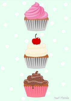 cupcakes printable