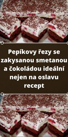 Polish Cake Recipe, Cake Recipes, Cereal, Breakfast, Morning Coffee, Easy Cake Recipes, Breakfast Cereal, Corn Flakes, Cake Tutorial
