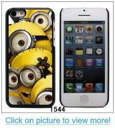 Despicable Me Minion Rush Hard Case Cover for Apple iPhone 5C