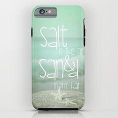 SALT IN THE AIR iPhone & iPod Case by SUNLIGHT STUDIOS Monika Strigel | Society6