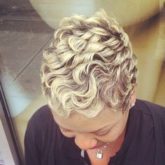 Short Hairstyles For Women, Cut And Color, Sperrys, Wigs, Short Hair Styles, Hair Color, Dreadlocks, Beauty, Beautiful