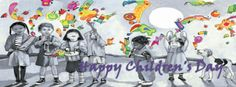 wishes a very happy Children's Day to all of India Happy Children's Day, Happy Kids, Images Of Children's Day, International Children's Day, Celebration Love, Art With Meaning, Education For All, Health Education, Wishes Messages