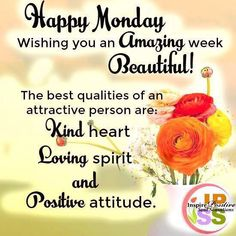 Good Night Quotes : Happy Monday - Quotes Sayings Monday Morning Blessing, Monday Morning Quotes, Good Morning Happy Monday, Good Morning Prayer, Good Morning Funny, Good Morning Inspirational Quotes, Good Morning Messages, Good Night Quotes, Good Morning Wishes
