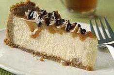 Caramel-Pecan Cheesecake recipe