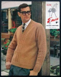 emu-man-s-sweater-knitting-pattern-4246-1960s-745-p.jpg (316×400)