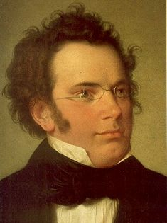 composer Franz Schubert .. Serenade .. Ave Maria .. many beautiful pieces !