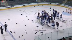 Suomi juhlii mestaruutta