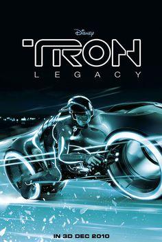 movie posters | Sleek Tron Legacy 3D Movie Posters | Creative Fan