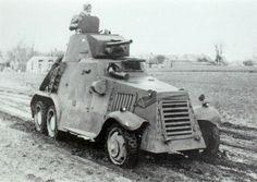 Dutch armored car, pin by Paolo Marzioli
