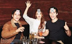 On television, they might still be teenagers. But in real life, the cast of Teen Wolf is over 21...