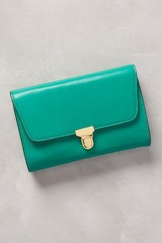 Beracamy Paris Zorongo Clutch Blue One Size Clutches #anthrofave