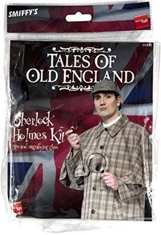 Sherlock Holmes Kit Costume Accessory Set * Learn more by visiting the image link-affiliate link.