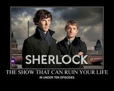 Sherlock is a better show at six episodes than a lot of shows are with six seasons. #Sherlock <----- This.