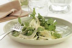Kijk wat een lekker recept ik heb gevonden op Allerhande! Venkelsalade met… Wine Recipes, Wines, Spinach, Cabbage, Spaghetti, Good Food, Lunch, Dining, Vegetables