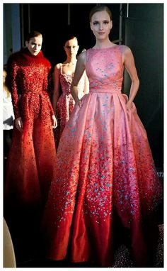 Elie Saab 2014-2015...if I had to wear only one designer for the rest of my life