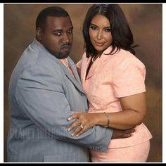 Kayne & Kim in 10 years! #kaynewest #kimkardashian #ego #drama #happycouple #love #reality #funny #nodisrepect #goodtimes #keepingupwiththekardashian