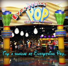 Eat at Everything Pop at Pop Century Resort.  They have excellent food and is a great quick service place!