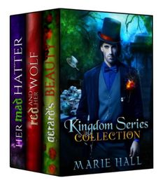 Kingdom Collection: Books 1-3 (Kingdom Series) - Kindle edition by Marie Hall, Claudia phatpuppyart.com, Teresa Yeh. Paranormal Romance Kindle eBooks @ Amazon.com.