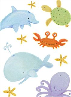 David Walker : Handmade Illustrations in Ink and Paint : Gallery : Children's